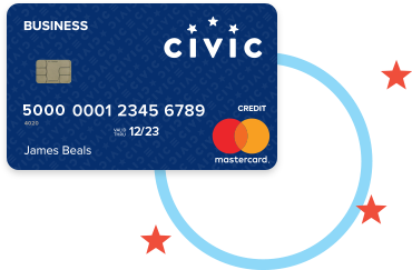 Civic FCU Business credit card